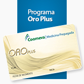 Programa Oro Plus